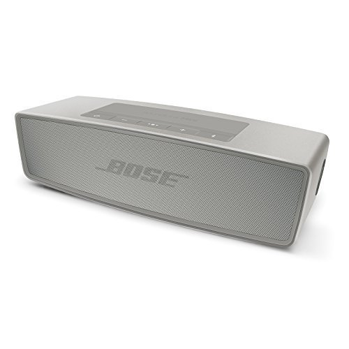 Bose SoundLink Mini Bluetooth Speaker II (Pearl) - https://t.co/AHWHZVwc5F...