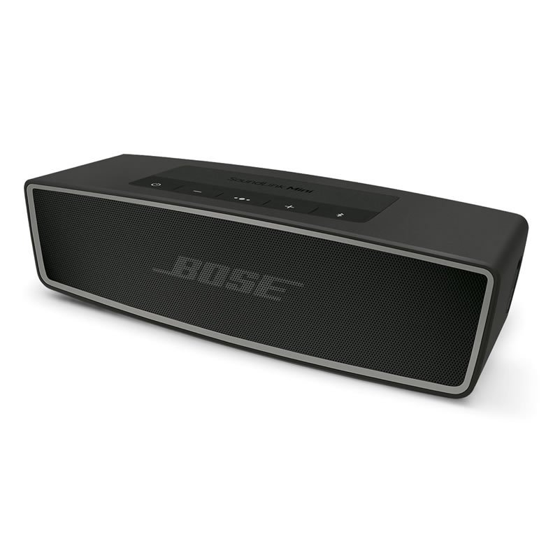 Bose SoundLink Mini Bluetooth Speaker II Review https://t.co/0vlGy3LEzY...