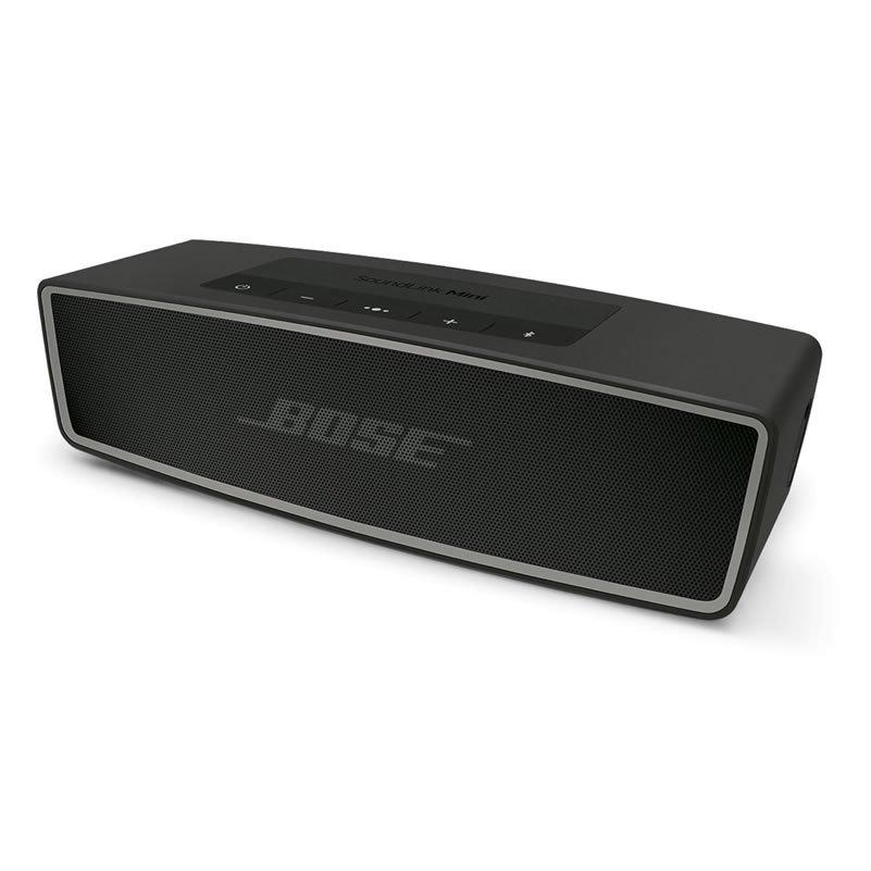 LGR_Reviews: Bose SoundLink Mini Bluetooth Speaker II Review...