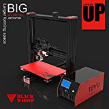 TEVO Black Widow 3D Printer Prusa i3 Variant w/ Huge Print Size &...