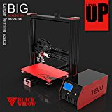 TEVO Black Widow Aluminum Prusa i3 3D Printer - Auto Levelling -...
