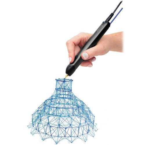 3doodler 2.0 3d Printing Pen + Free 130 Mixed Strands of Filament PLA ...