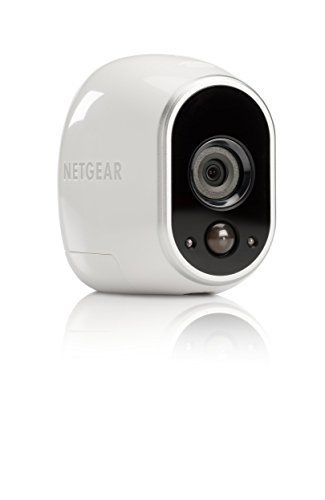 Arlo Security System – 1 Wire-Free HD Camera, Indoor/Outdoor, Night...