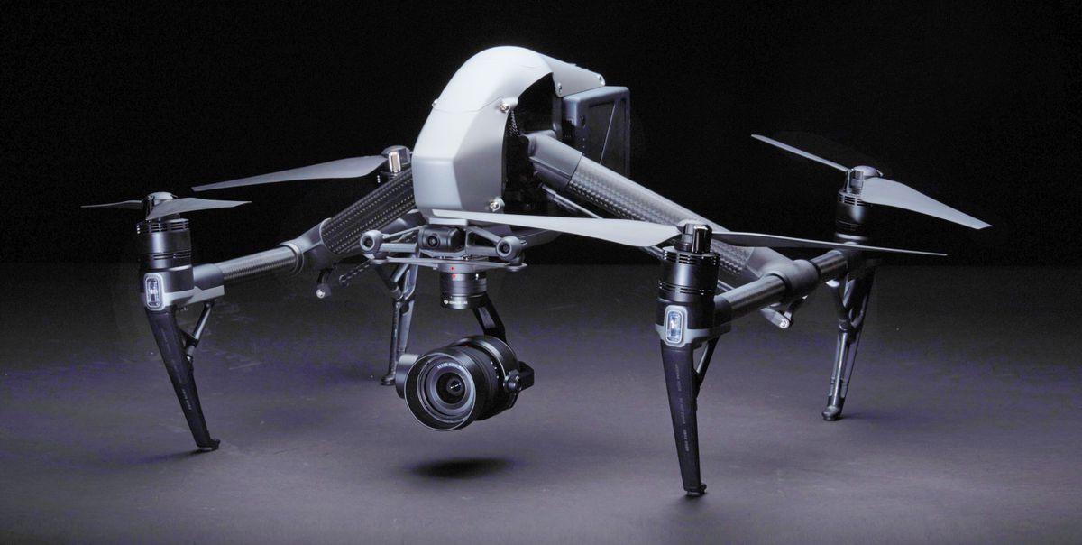 DJI debuts Phantom 4 Pro and Inspire 2 drones
