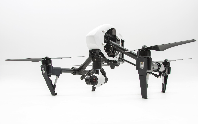 DJI Inspire 2 Drone HD Wallpaper - iHD Wallpapers
