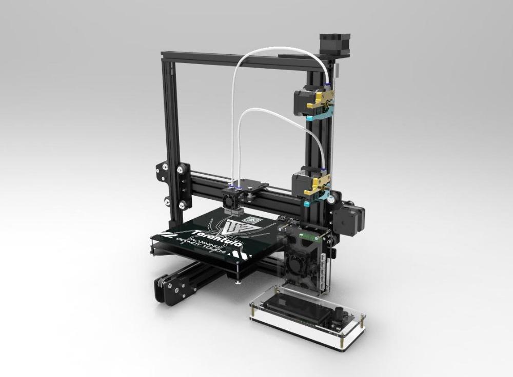 Extruder Tarantula I3 Aluminium Extrusion 3D Printer kit printer 3d ...