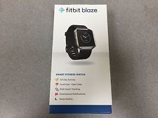 inbox New Fitbit - Blaze Smart Fitness Super Watch - Large Black → $149.99 →...