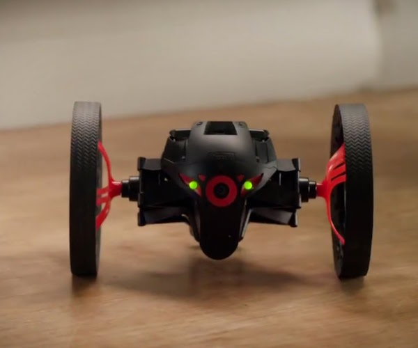 Jumping Night MiniDrone by Parrot Review » The Gadget Flow