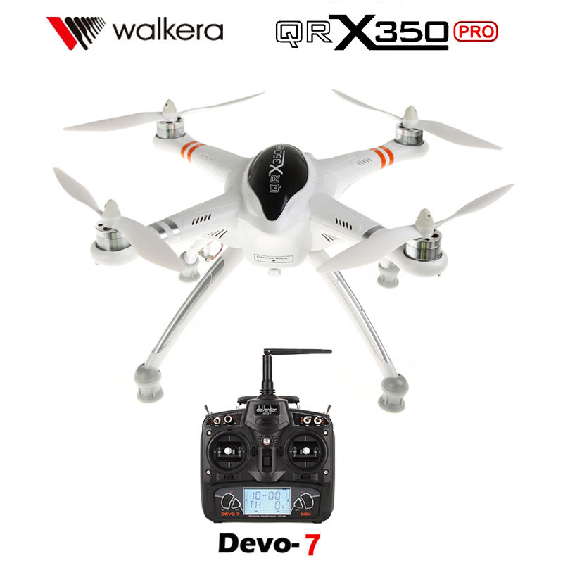 Original Walkera Qr X350 Pro Rc Quadcopter Ufo Drone W Devo 7 ...