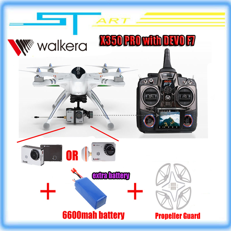 Specification of WALKERA QR X350 Pro GPS Drone 6CH Brushless DEVO F7 ...