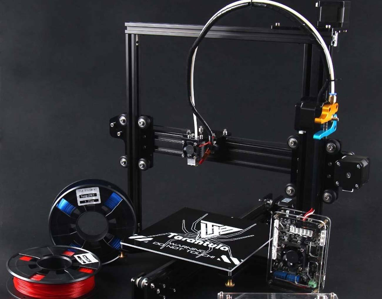 TEVO Tarantula I3 3D Printer Kit Review » The Gadget Flow