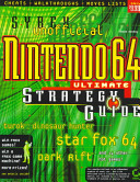 Nintendo 64 Ultimate Strategy Guide