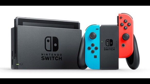RT @furiosGiveaways: Nintendo Switch Giveaway -RT -Follow us Winner soon...