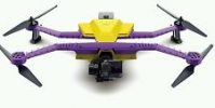 AirDog is a self-flyin Adventure Sports drone with auto follow...