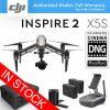 DJI INSPIRE 2 Drone w/ Zenmuse X5S 5.2K 20.8MP CinemaDNG...