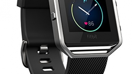 Fitbit Blaze Smart Fitness Watch, Large