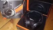 SteelSeries Siberia 800 - Multi-Platform, Multi Battery, Wireless Gaming Headset