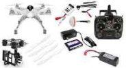 USED MINT Walkera QR X350 PRO RTF GoPro Drone w/...