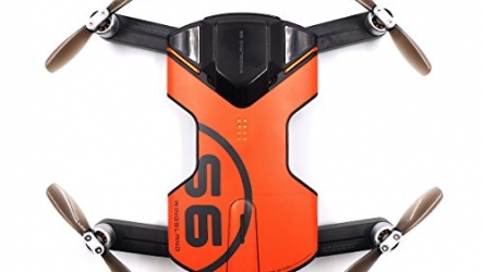 Wingsland S6 Thinnest 4K Drone
